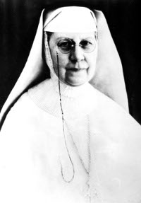Sr. Mother Mary Matilda